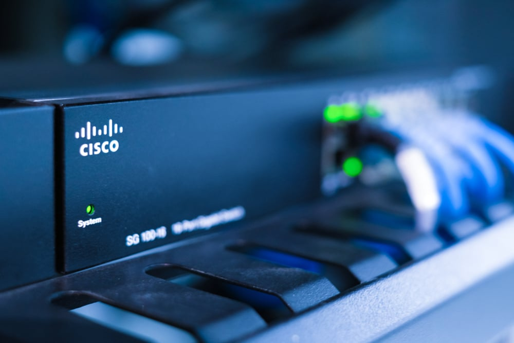 Cheap Cisco Switches Are Available