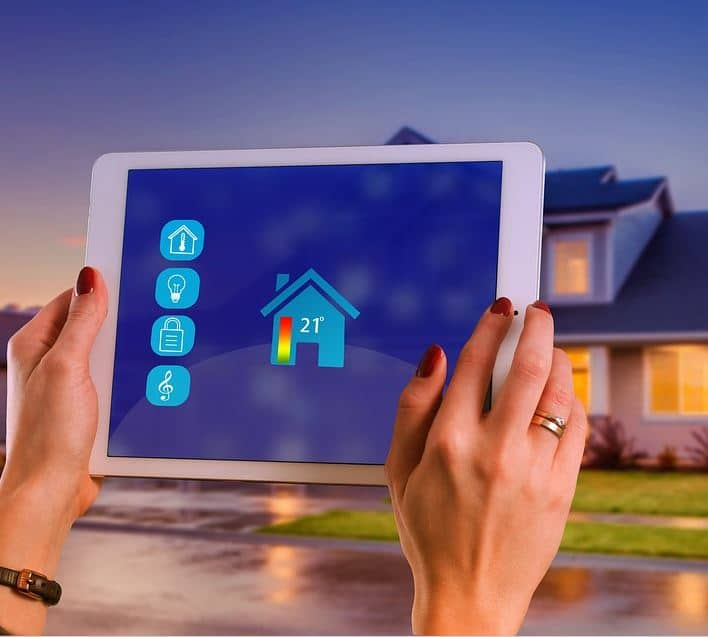 Smart Home Tech Can Help You Sell Your House