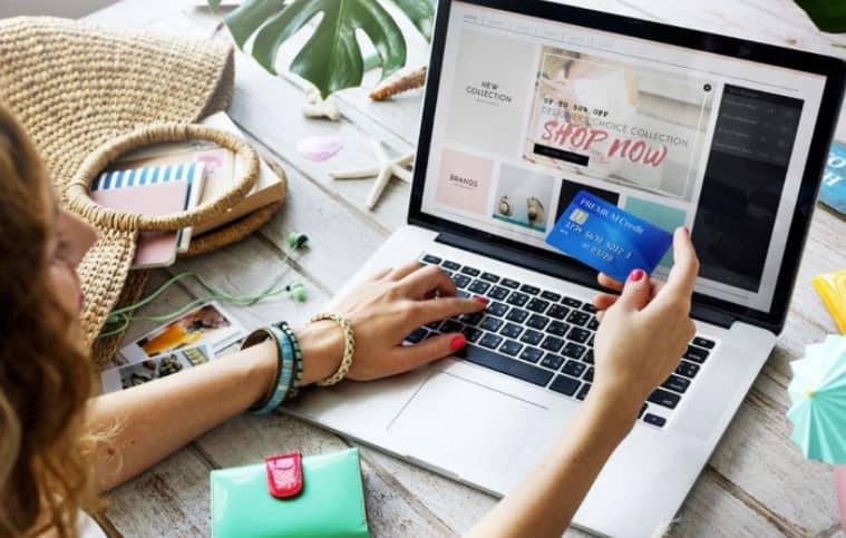 Website for Shopping