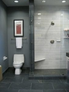 Best Layout for a Bathroom