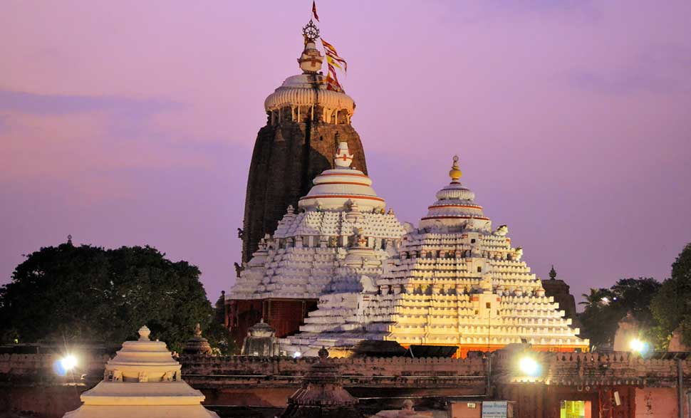 Puri City of temples