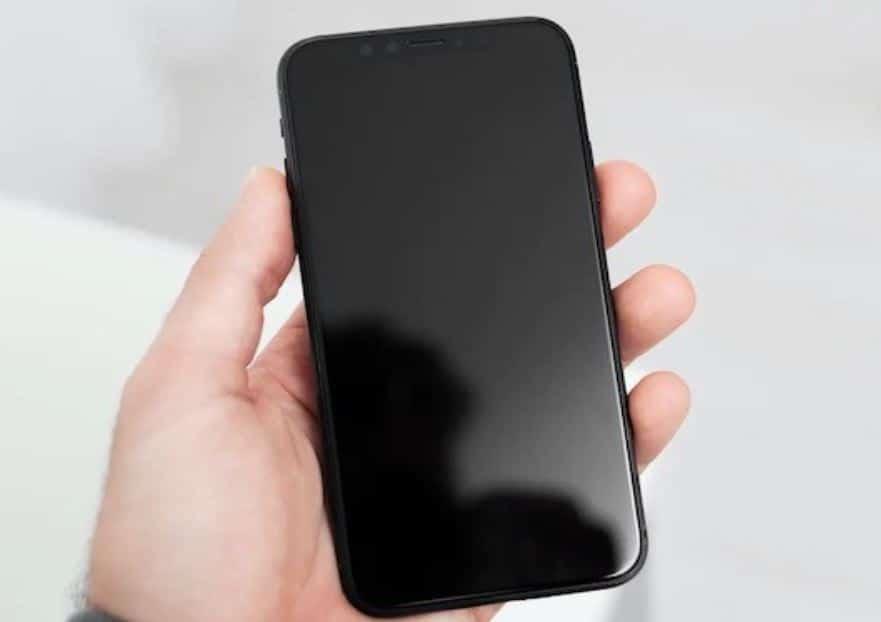 Fix iPhone Black Screen Issue