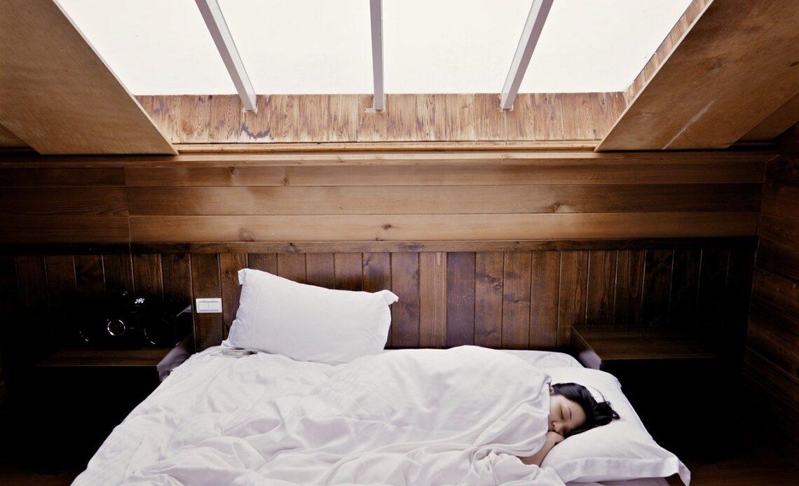 sleeping routine