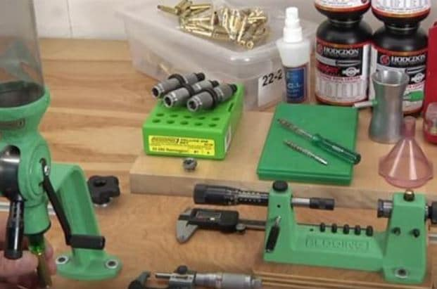 Rifle Ammunition Tools